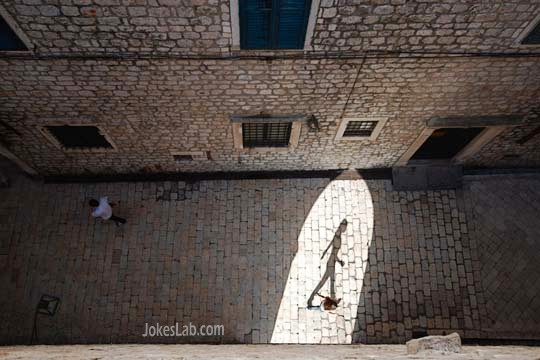 funny shadow, condom, and woman